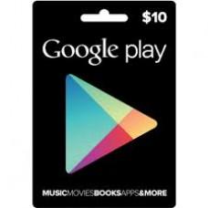 Google Play 10 Dollar